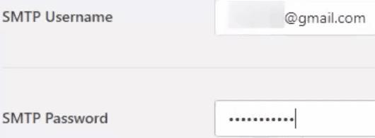 smtp server gmail