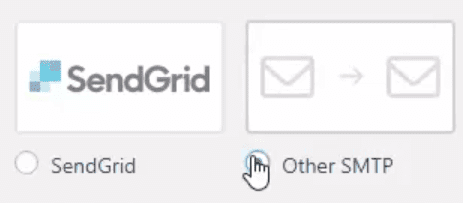 smtp settings gmail