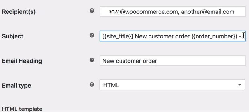 woocommerce order email not sending