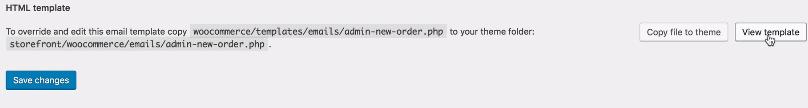 woocommerce order emails not sending