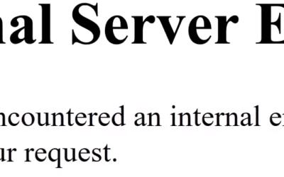 WordPress 500 Internal Server Error: How to Fix it in 2 mins (UPDATED)