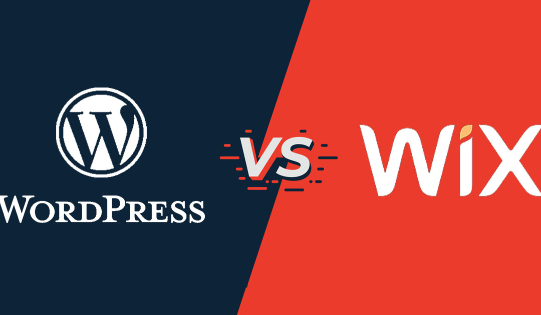 Wix Vs WordPress: A simple guide to help you decide in 2 mins