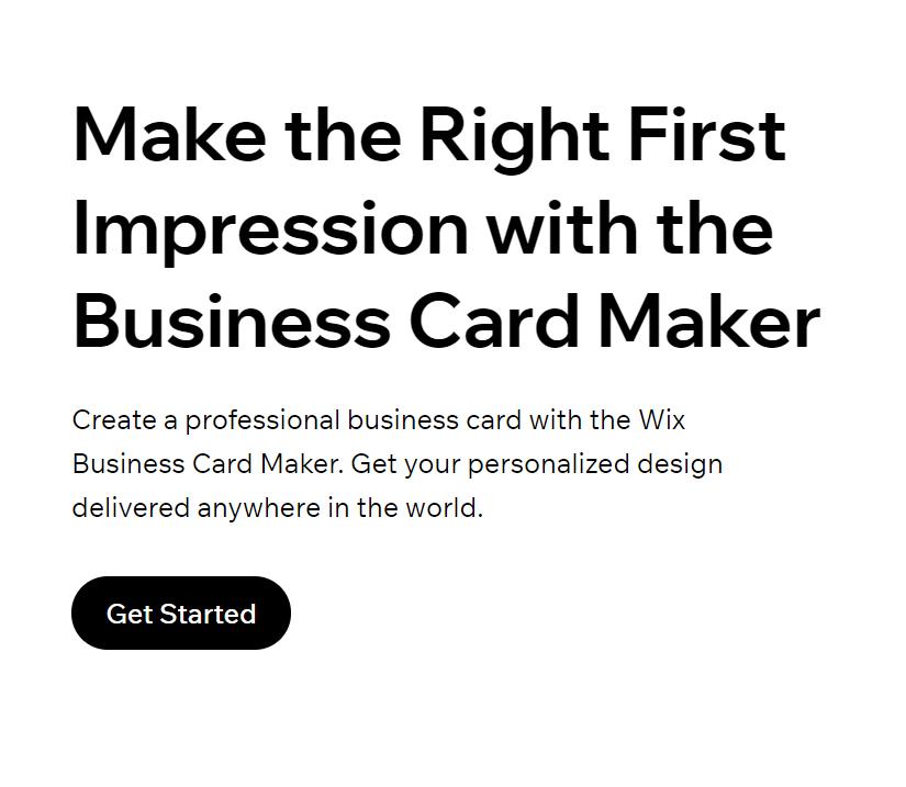 wix logo maker review