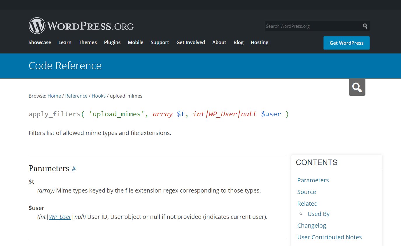 Sorry, This File Type Is Not Permitted for Security Reasons WordPress
