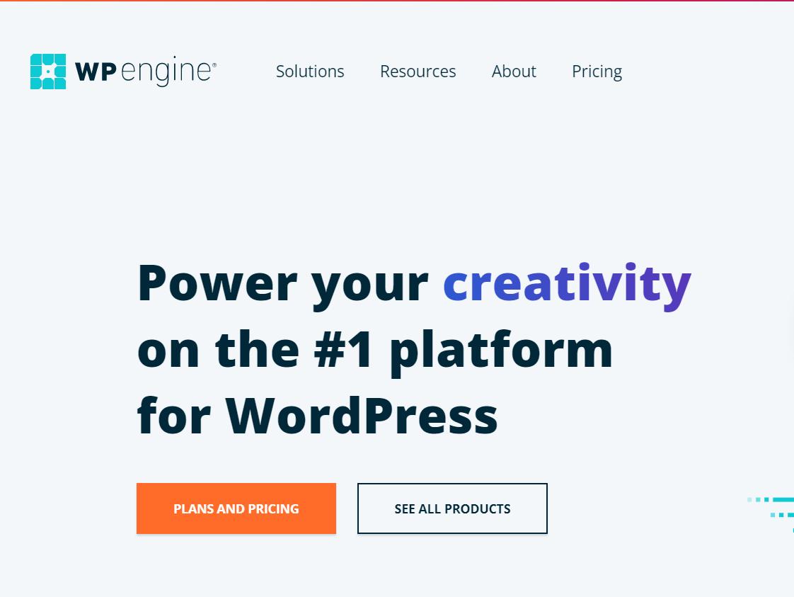 hosting for WordPress
